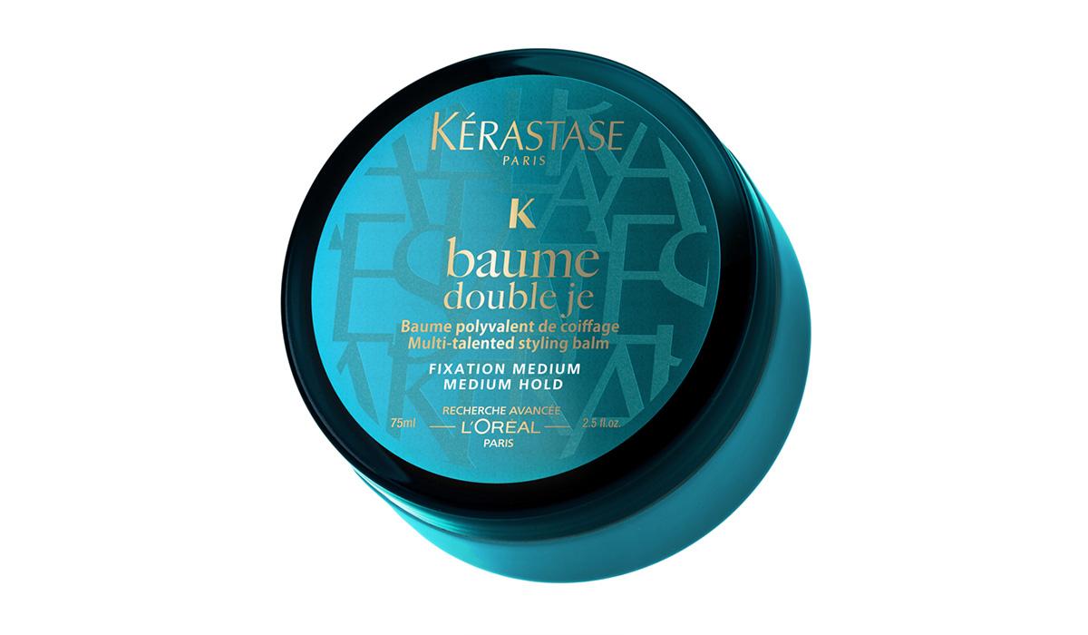 Крем-паста для укладки волос Kerastase Baume Double Je