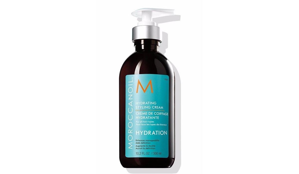 Крем для укладки волос Moroccanoil Hydrating Styling Cream