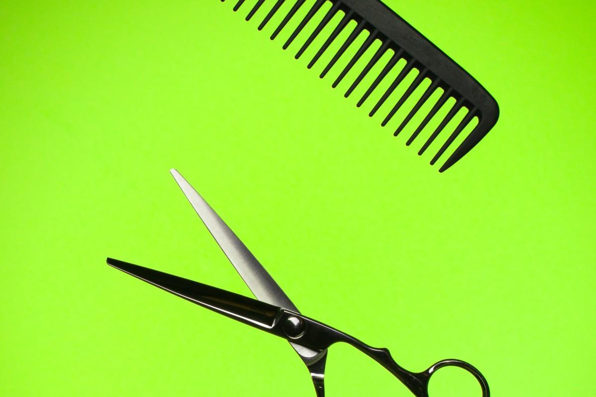 Як підстригти кучеряве волосся в домашніх умовах