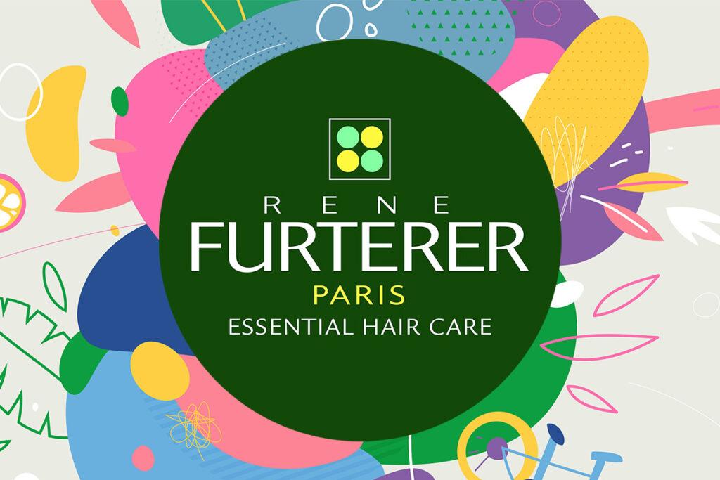 Rene Furterer запустил официальный сайт в Украине