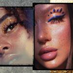 Идеи макияжа из Instagram, которые поднимут настроение