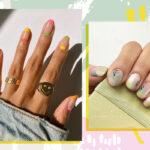 Красивый пастельный маникюр: 12 стильных идей из Instagram