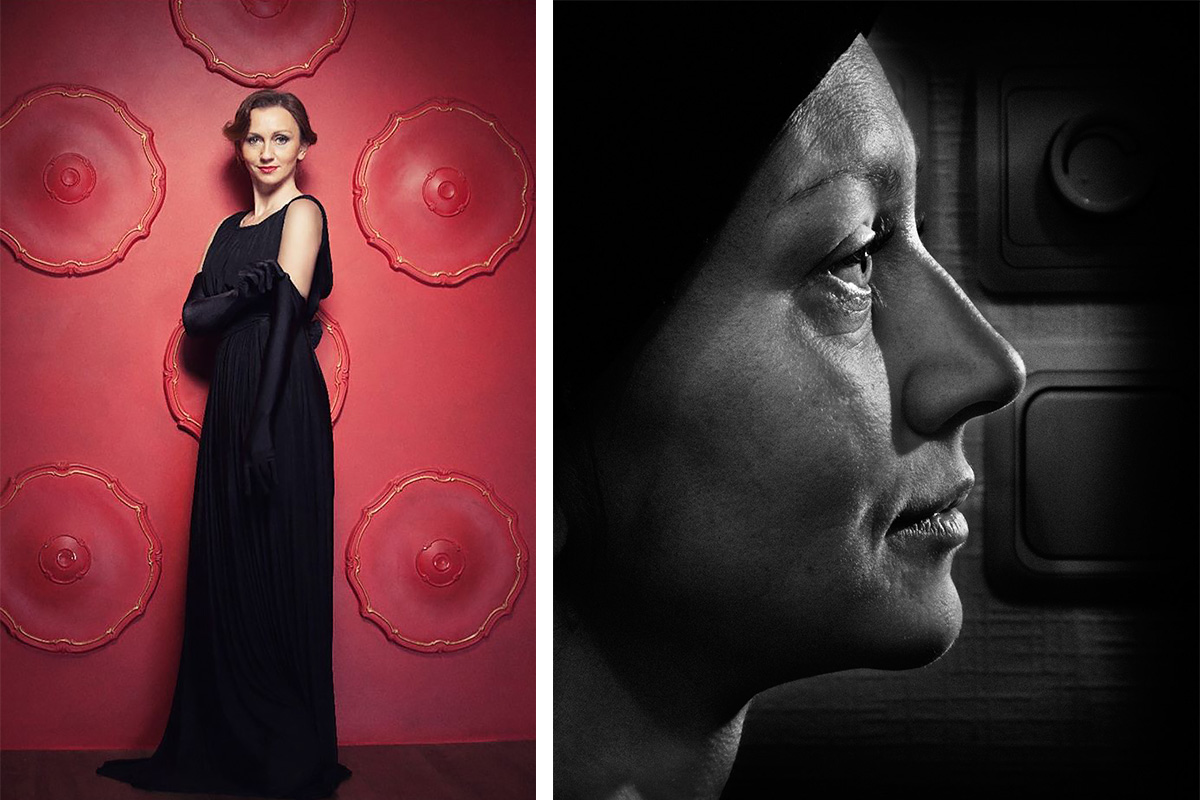 Римма Зюбина о паузах в карьере, бьюти-ритуалах и украинском кино