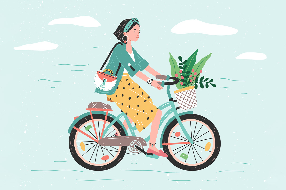 Велосипед для города: как выбрать и какие бывают