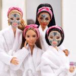 Barbie и GlamGlow выпустили новые средства по уходу за кожей