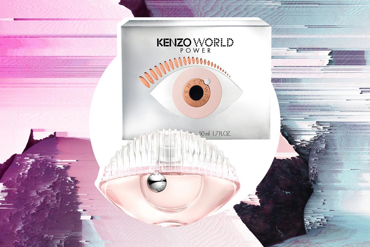 У Kenzo выходит новый аромат World Power 2020