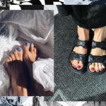 Красивый педикюр 2020: стильные идеи на лето (35+ фото)