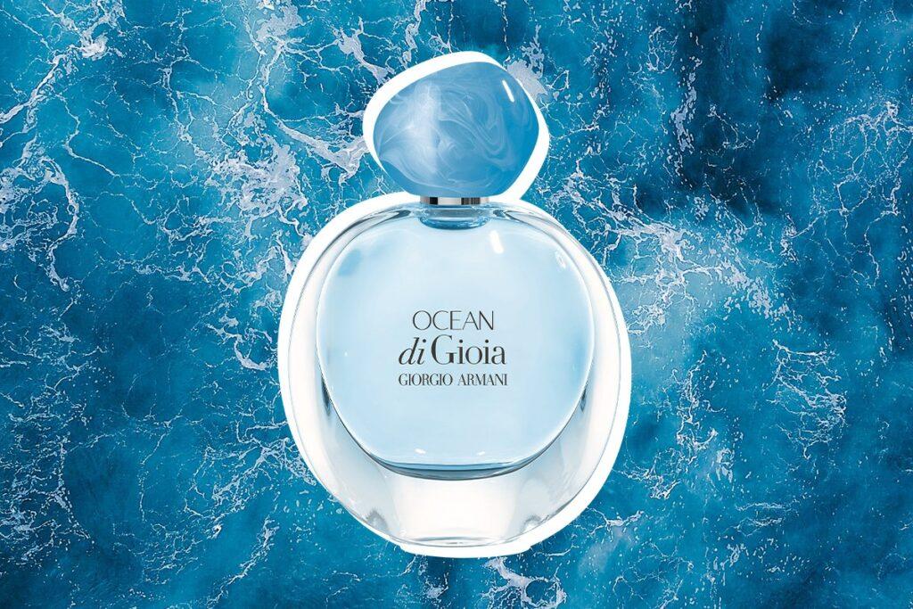 Покупка месяца: Giorgio Armani, Ocean di Gioia Eau de Parfum
