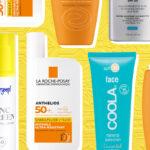 Лучшие некомедогенные солнцезащитные кремы для лица