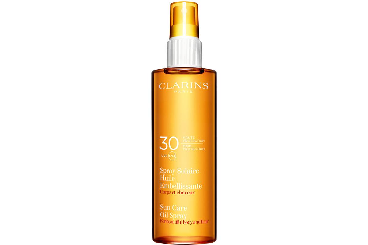 Clarins, Sun Care Oil Spray SPF 30