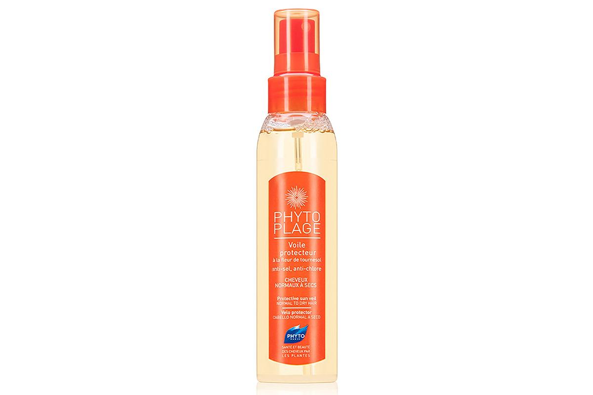 Солнцезащитный спрей для волос Phyto, Plage Protective Sun Veil