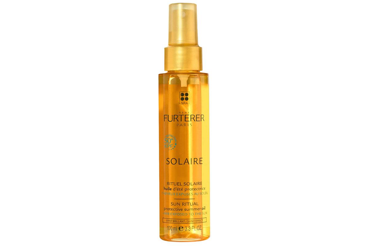 Солнцезащитный спрей для волос Rene Furterer, Solaire Protective Summer Oil