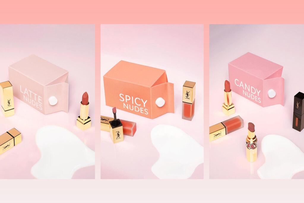 Встречайте: новая коллекция губных помад от YSL Beauty