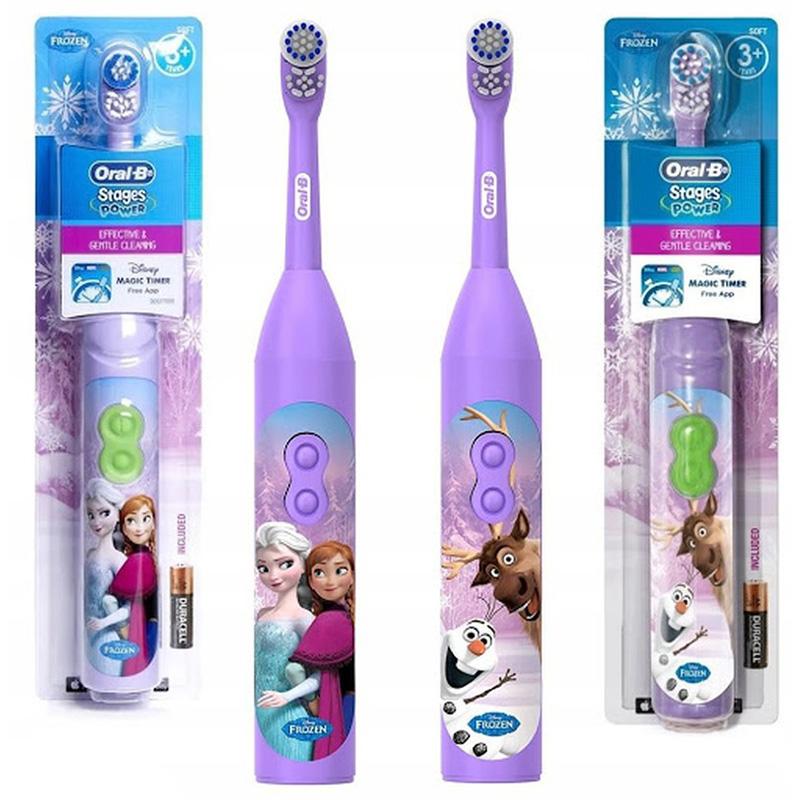 Зубная щетка Oral-B для детей
