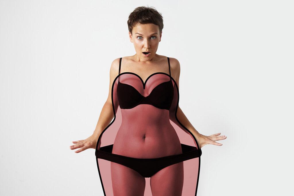 Почему у нас накапливается висцеральный жир и чем это опасно