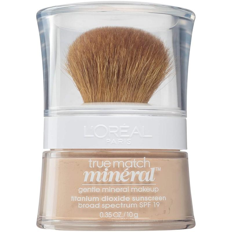 Минеральная пудра для лица L'Oreal Paris True Match Mineral Loose Powder