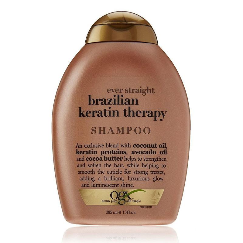 OGX, Ever Straightening Brazilian Keratin Therapy