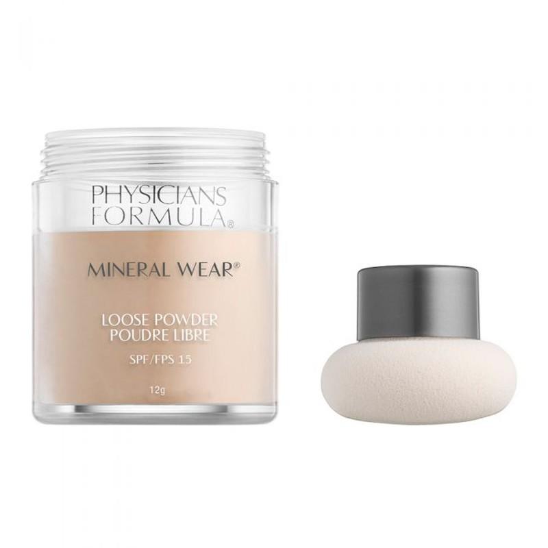 Минеральная пудра Physicians Formula Mineral Wear Loose Powder