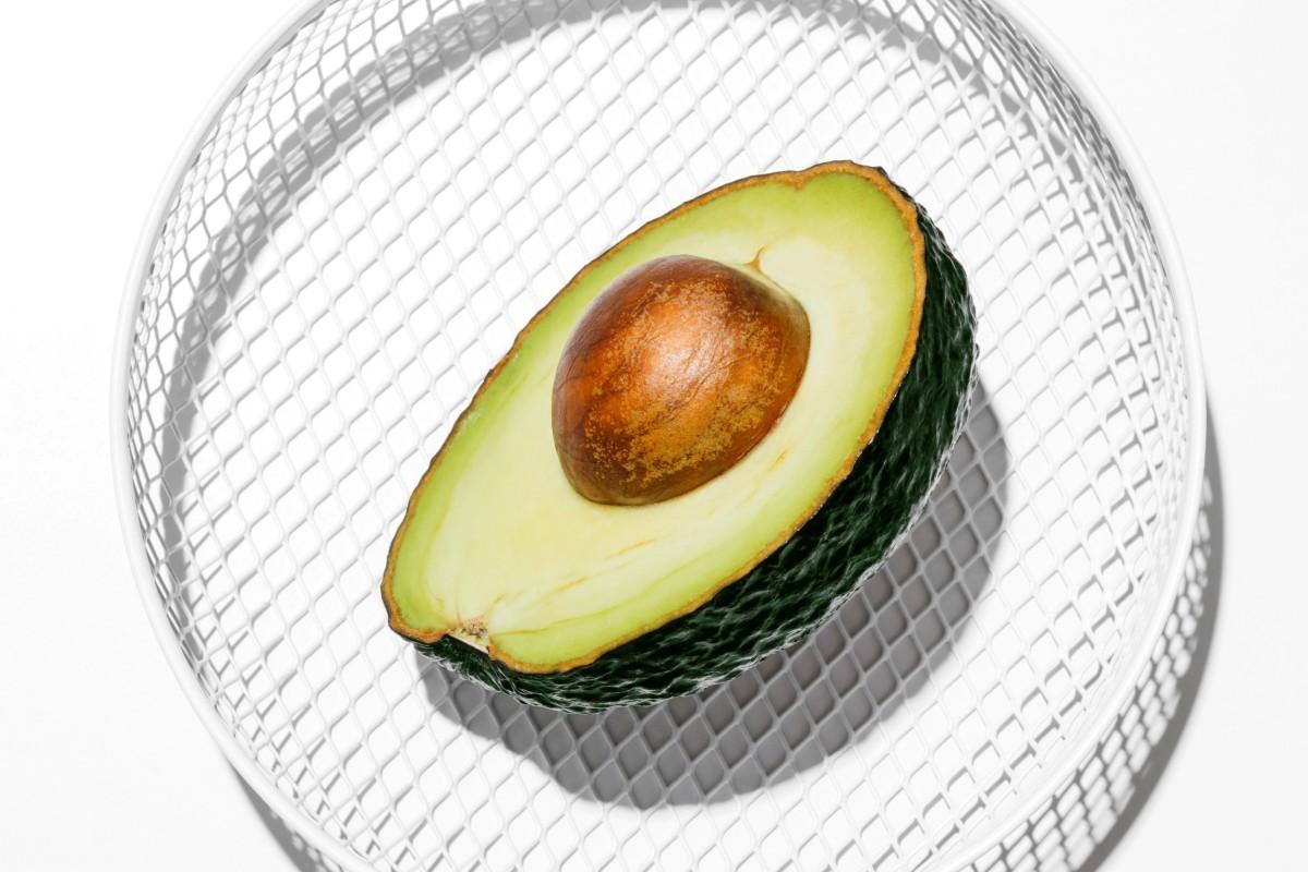 Масло авокадо для жирных волос