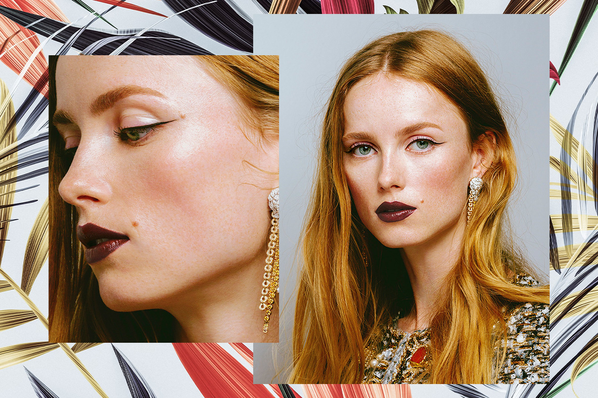 Новая коллекция макияжа Chanel Haute Couture осень-зима 2020/2021