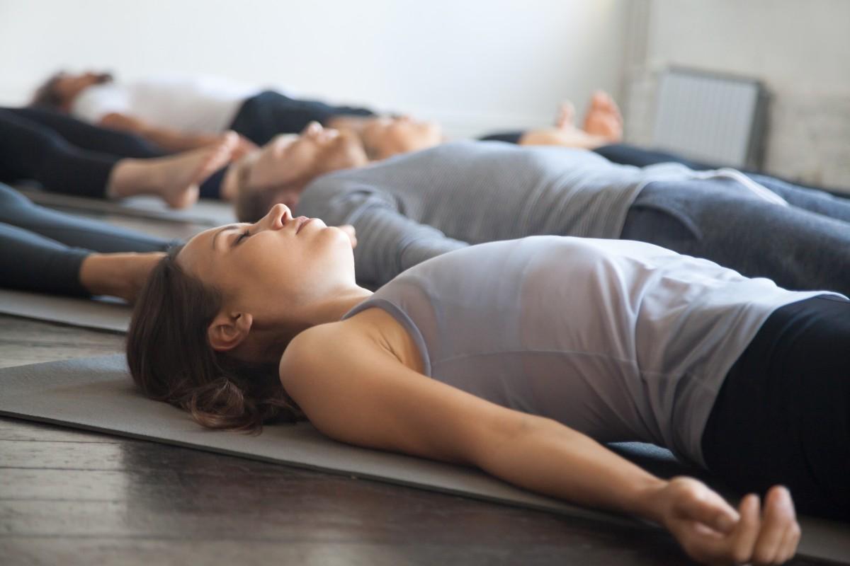 Дыхание во время упражнений