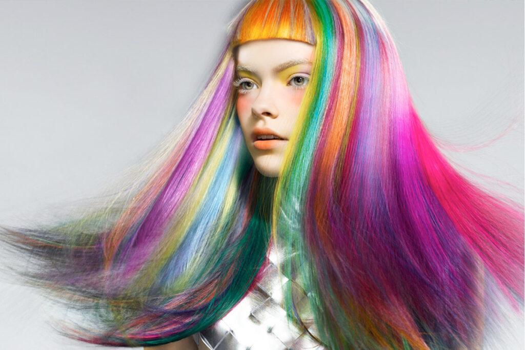 Как подобрать цвет волос онлайн: 5 бьюти-приложений на любой вкус