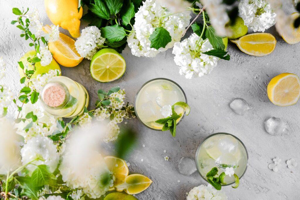 6 вкусных летних лимонадов