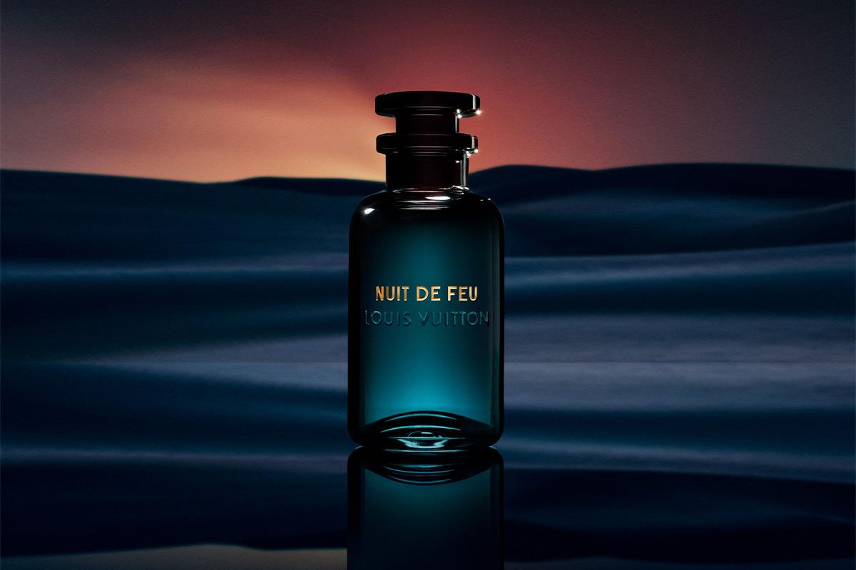 Созвучие нот дыма и ладана: новый аромат от Louis Vuitton