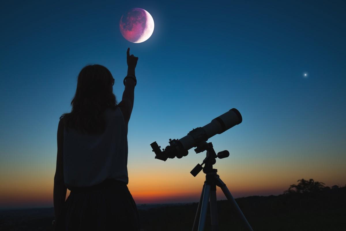Лунное затмение 5 июля 2020: дилемма или преимущество