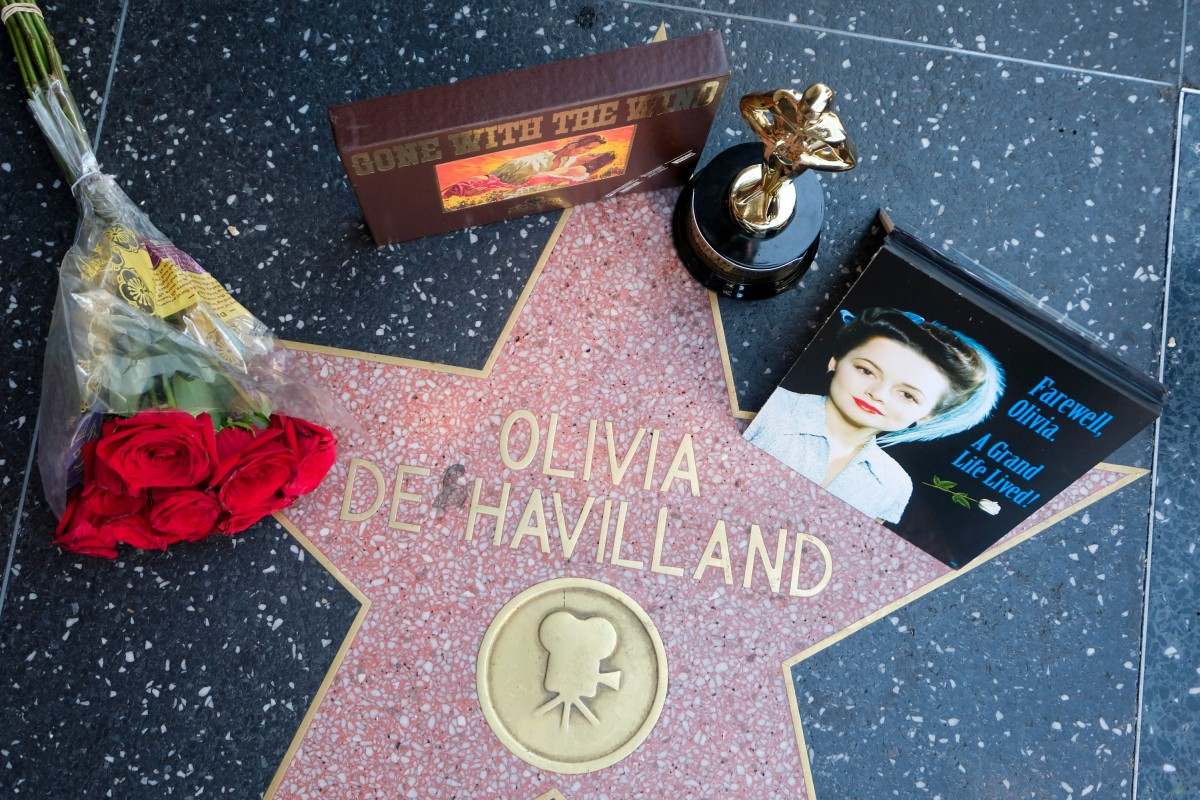 Оливия де Хэвилленд