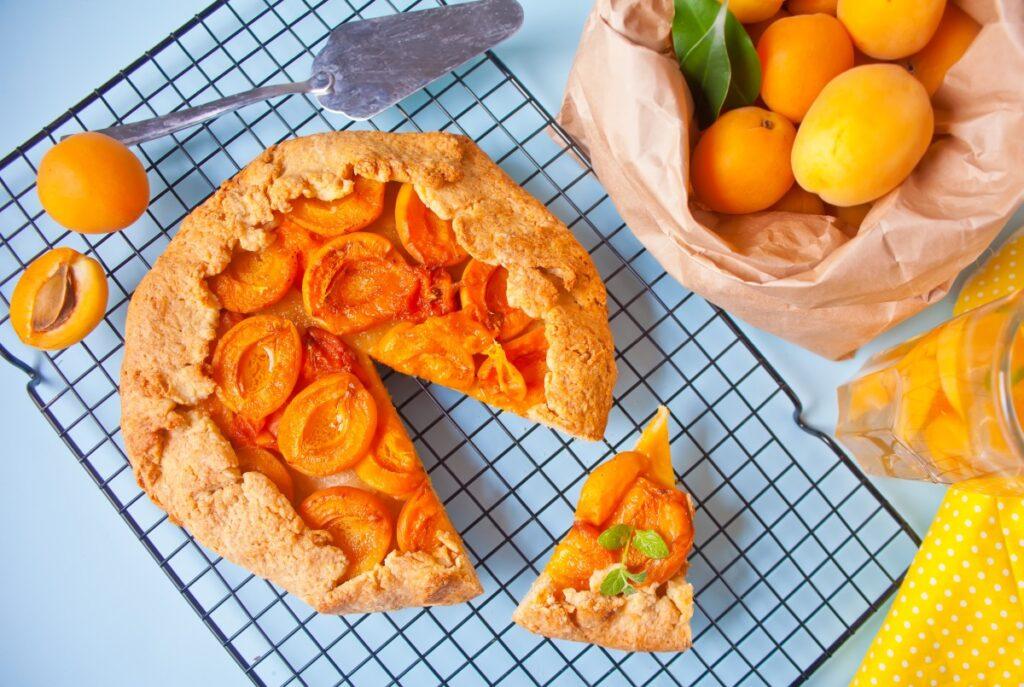 рецепты пирогов с абрикосами