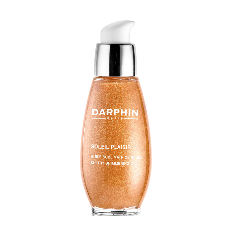 Масло для лица и тела Darphin Soleil Plaisir Sultry Shimmering Oil