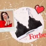 Дневник Цибульской: как снять бюстгальтер и попасть в Forbes