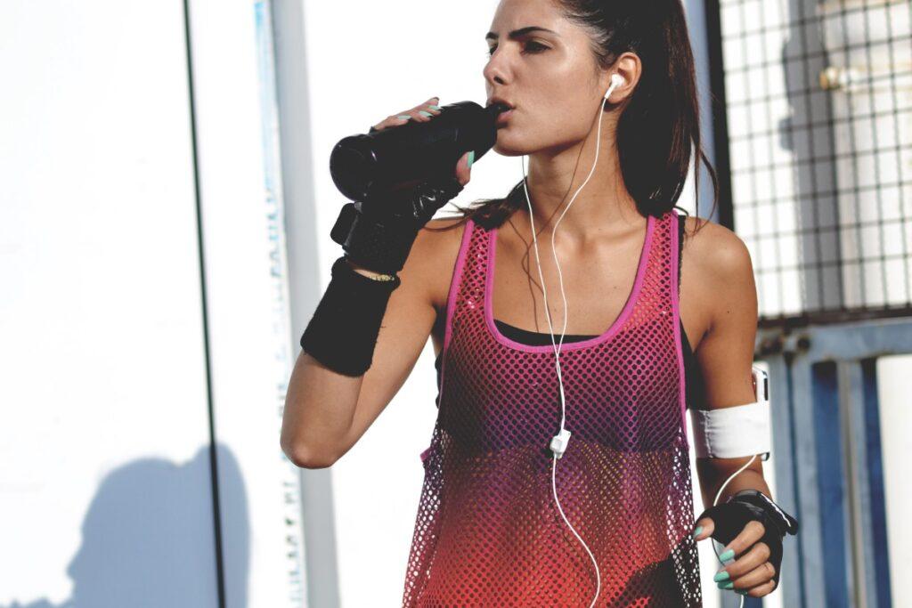 тренировки в жару