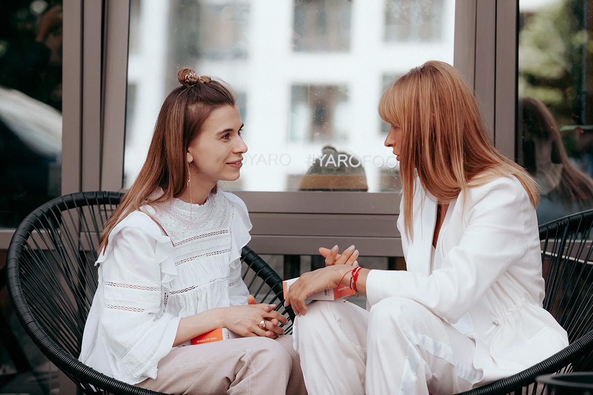 TAYANNA и Юлия Привалова