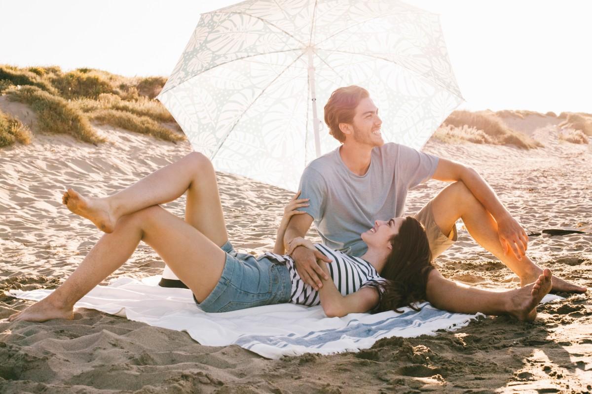 Зонтик для пикника