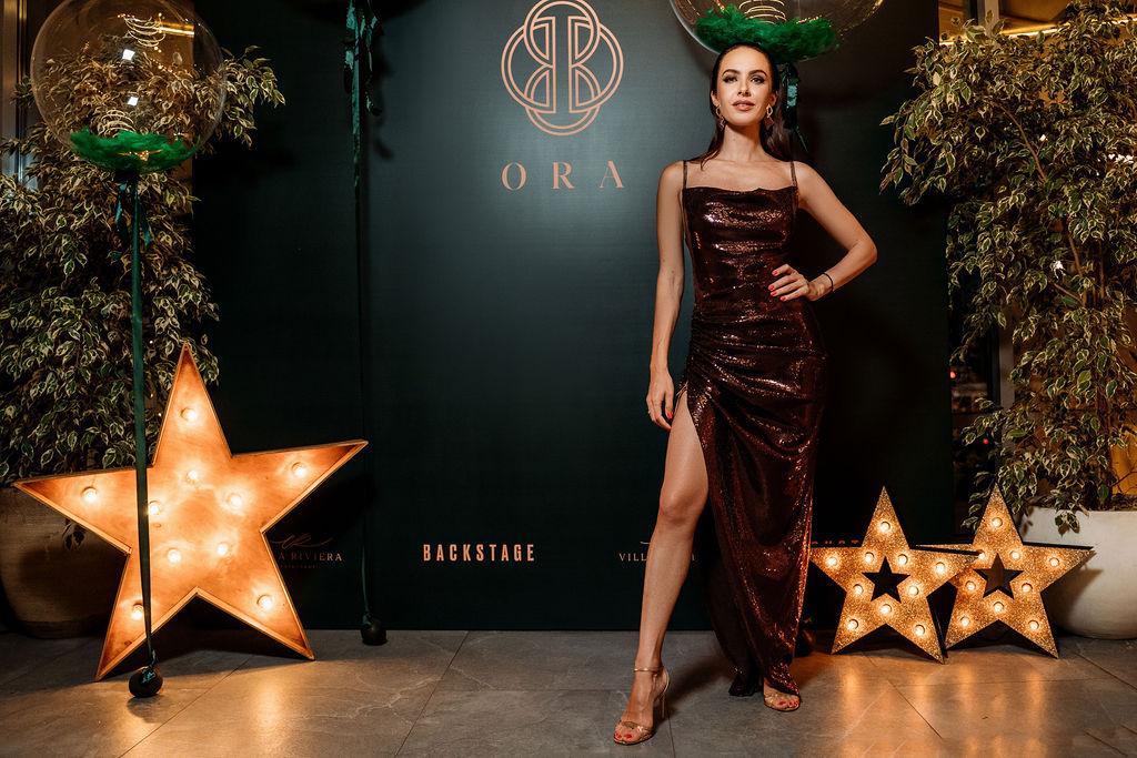 Кристина Горняк представила мотивационное пространство для девушек ORA