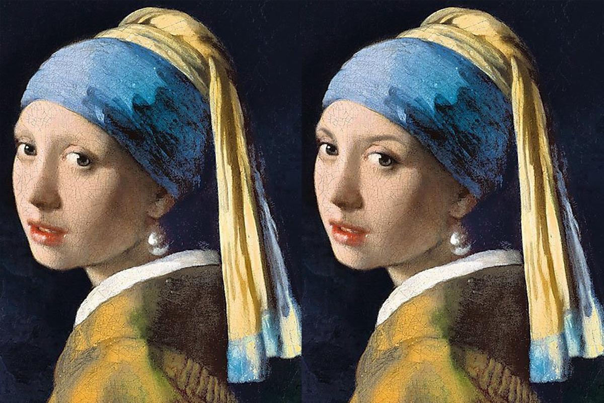 Ухоженная кожа через призму искусства: бьюти-интерпретации великих картин