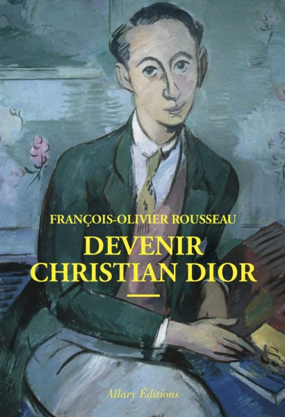 Кристиан Диор роман