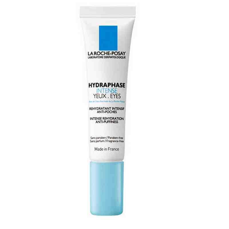 La Roche-Posay, Hydraphase Intense Eyes Intense Rehydration Anti-Puffiness