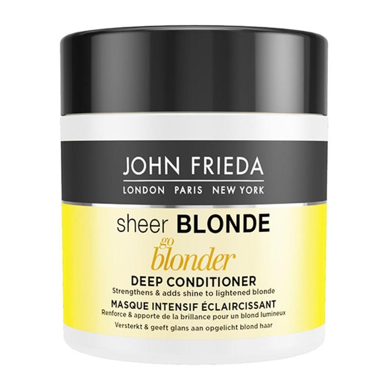 John Frieda Sheer Blonde Go Blonder Masque Intensif Eclaircissant