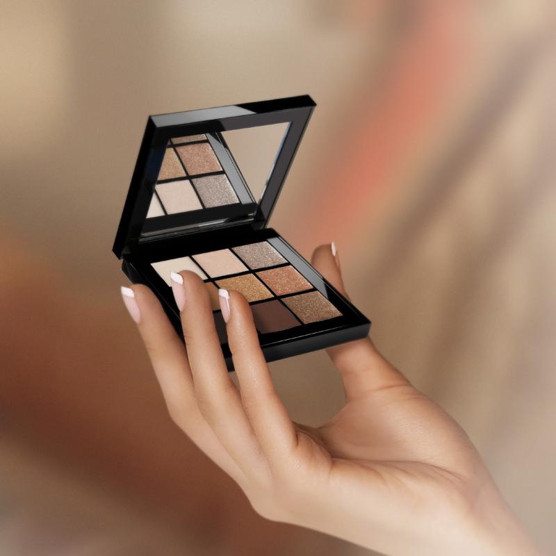 Ga-De Velveteen Eye Shadow Palette