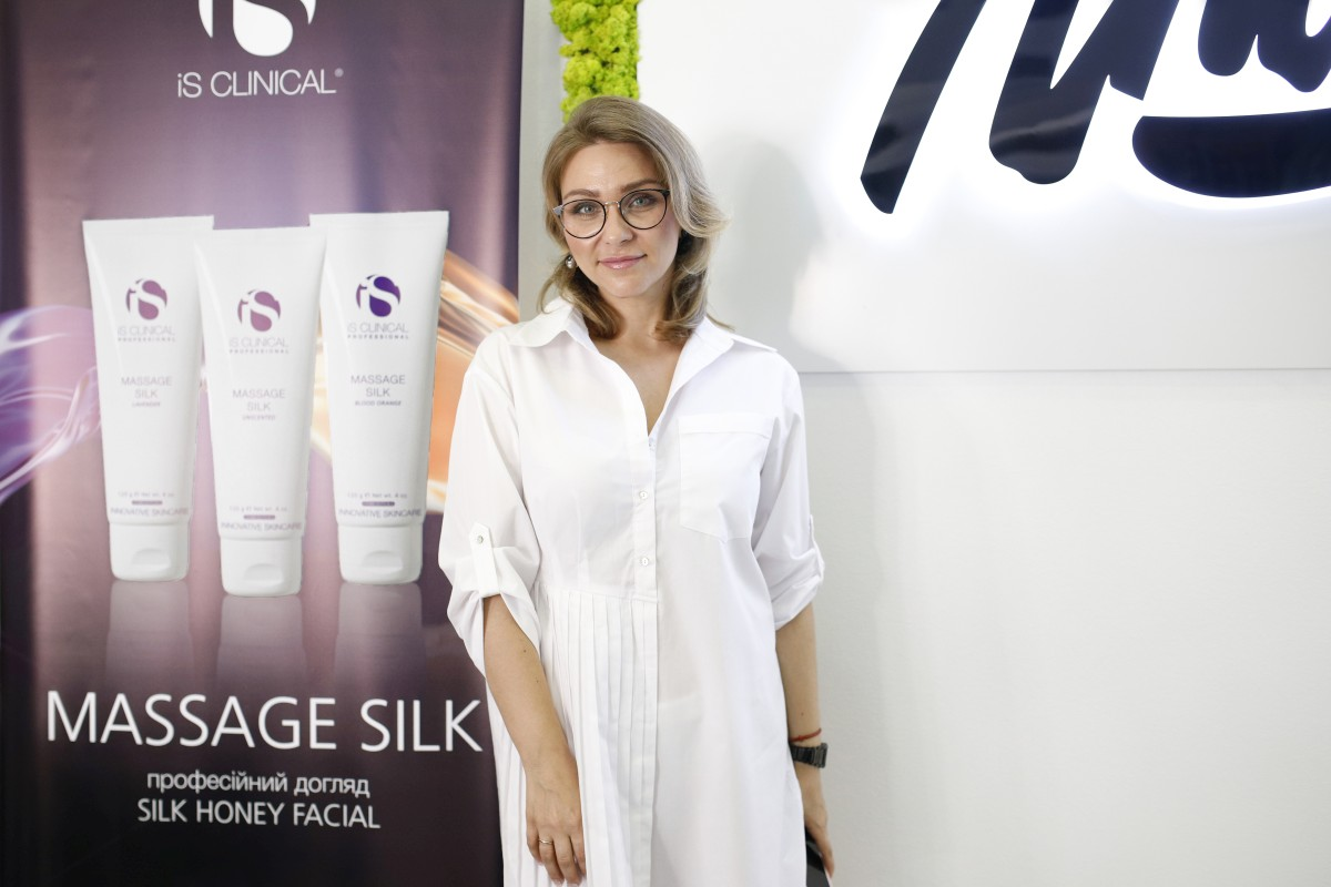 Event: презентация новой процедуры Is Clinical в клинике Dr. Antonenko Beauty & Clinic