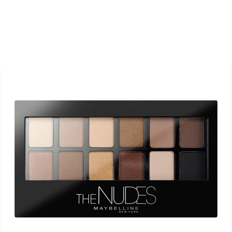 Maybelline New York The Nudes Palette