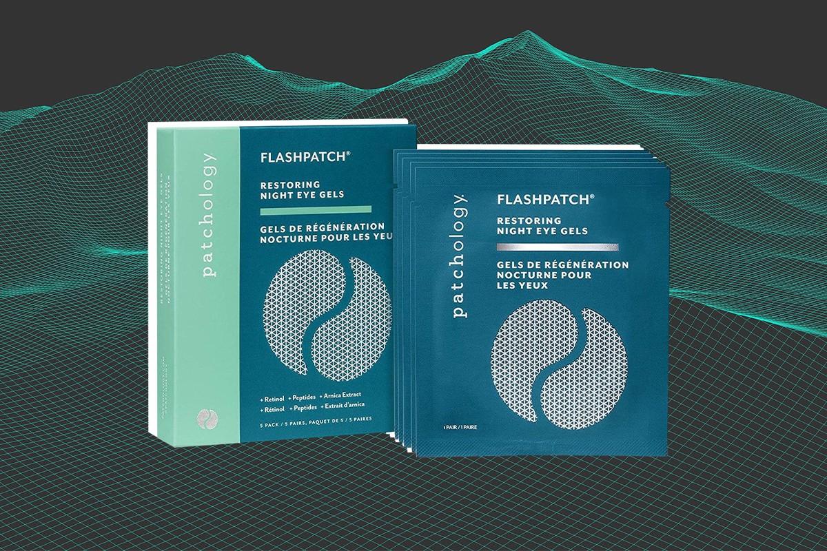 Beauty-средство недели: Patchology, FlashPatch Restoring Night Eye Gels