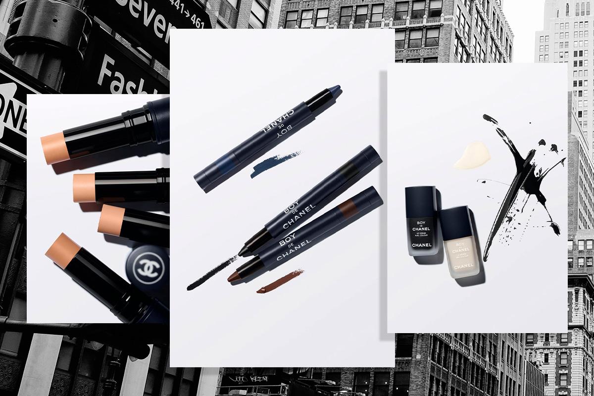 В эфире Chanel Beauty: новые бьюти-средства для мужчин
