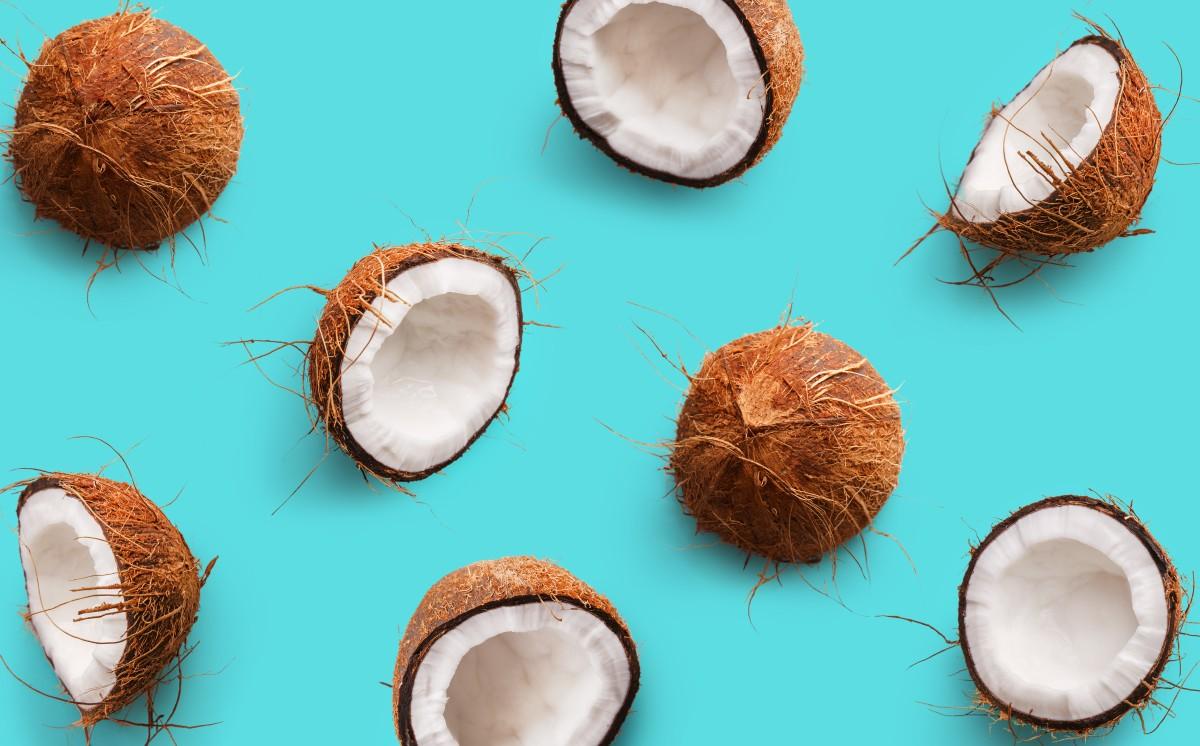 кокос польза