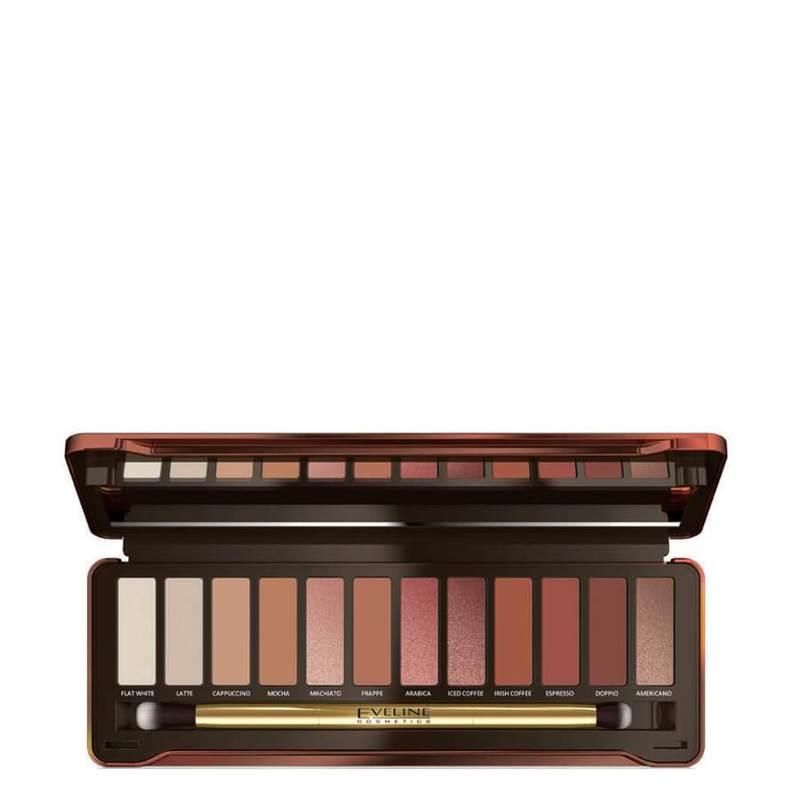 Eveline Cosmetics Charming Mocha Eyeshadow