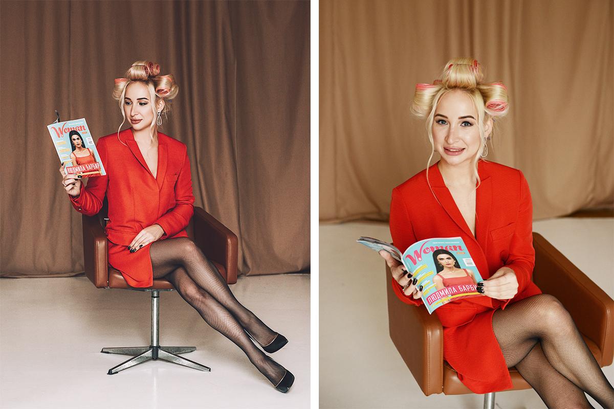 Красивое дело: Юлия Лебедева, главный редактор Woman Magazine