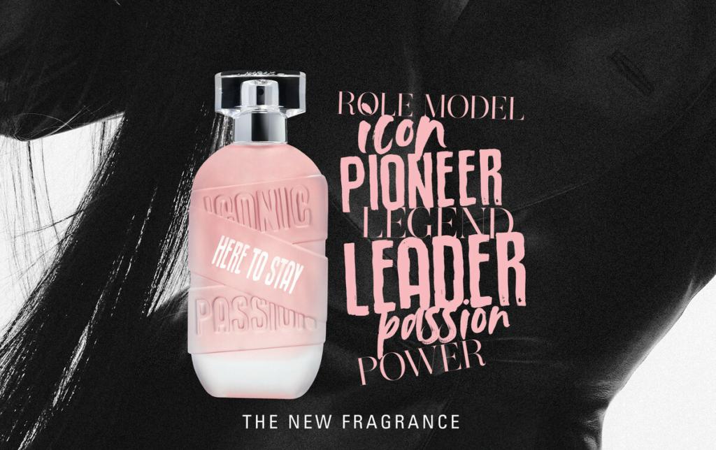Наоми Кэмпбелл выпустила новый аромат